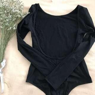 🚚 Bareback bodysuit