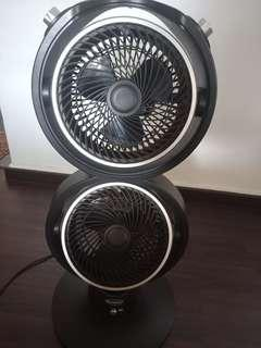 Europace Fan Dual Turbo