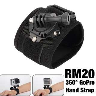 360° GoPro  Hand Strap