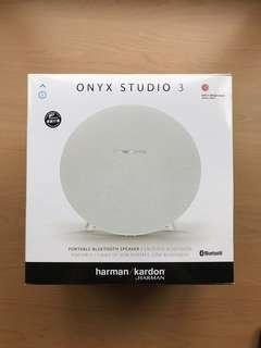 Harman Kardon Onyx Studio 3 Bluetooth Speaker
