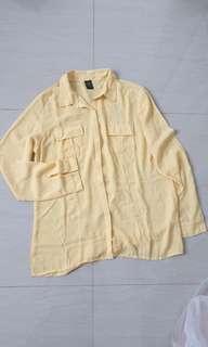 Heiress yellow shirt
