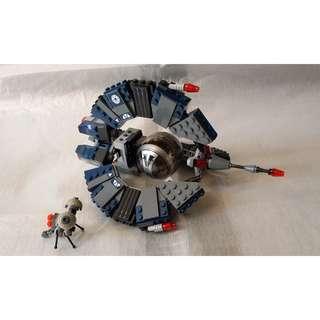 Lego 75044 starwars