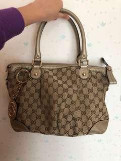 Gucci袋 100%real 日本買