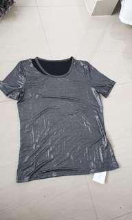 Metallic t shirt