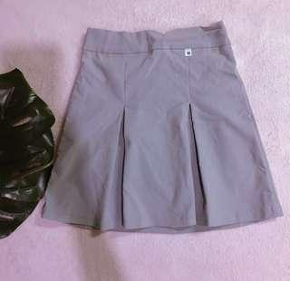 Korean Skirt | Gray