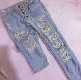 Ripped Jeans | Denim