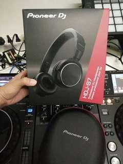Pioneer dj HDJ S7