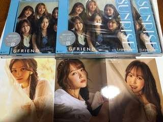 Gfriend Japan Sunrise Single [hmv first pressed]