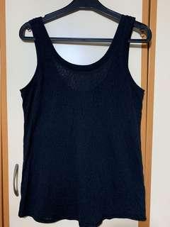Lululemon tank size 6 reversible- front and back