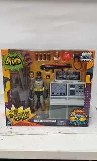 Batman Classic TV Series To The Batcave
