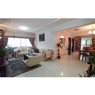 ★ Well Renovated 5 Room Point Block for SALE! Short Walk To Upcoming MRT, Tao Nan School! ★