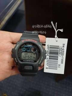CASIO G-SHOCK DW-6900-1V / DW6900 Basic Original