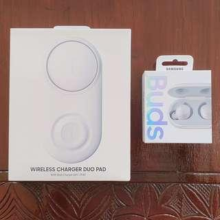 🚚 Samsung Charger Duo Pad and Galaxy Buds