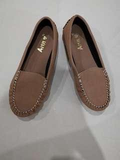 Reduced Flat  SHOES Brown