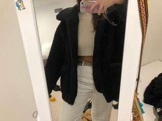 Black I.AM.GIA jacket