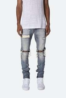 MNML denim