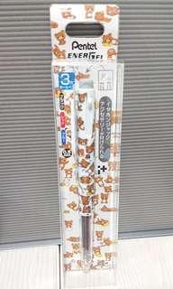 Rilakkuma 鬆弛熊 3色筆 (Made in Japan)