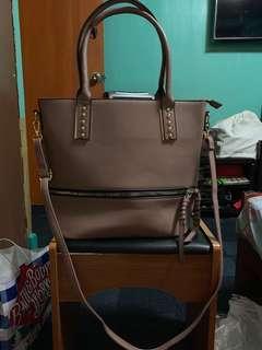 Large 2 Way Bag Tote/Sling