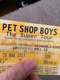 Pet Shop Boys the Super Tours