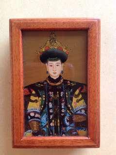 🚚 皇后木頭寶盒