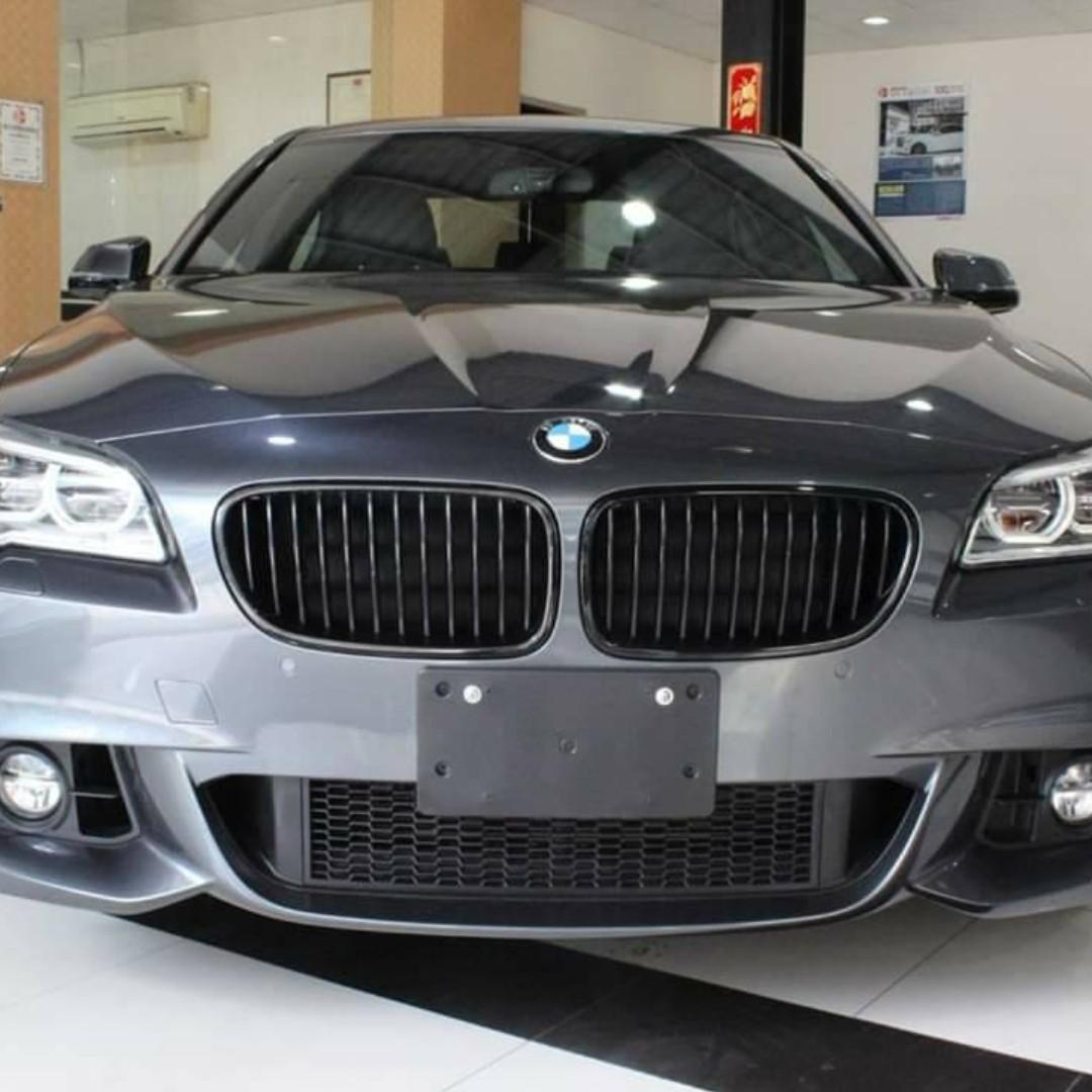 15年 BMW F10 528i M版 未領牌可辦新車利率