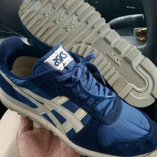 Vintage 70s 80s Asics Running Shoes Made In Japan