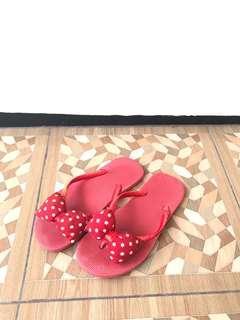 Ribbon sandal 🎀