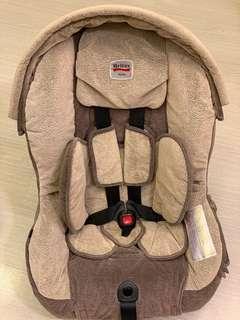 Britax 二手汽座 英國皇室御用品牌☆ 英國Britax 0~4歲汽車安全座椅