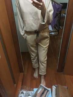 🚚 加厚直筒哈倫褲