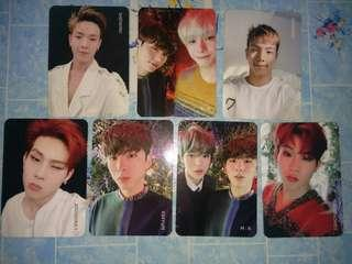 [WTT/WTS] MONSTA X WE ARE HERE PHOTOCARD