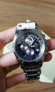 Casio Edifice Chronograph Quartz Men Watch Sports
