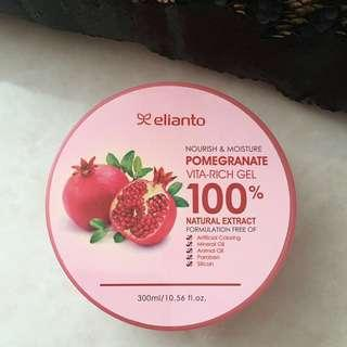 Elianto Nourish & Moisture Pomegranate Vita-Rich Gel
