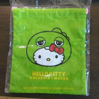 Hello Kitty 小束口袋