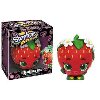 FU10744 Funko x Shopkins - Strawberry Kiss Vinyl Figure