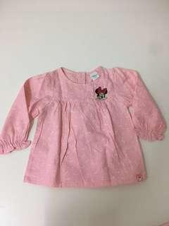 Minnie mouse top (NEW)