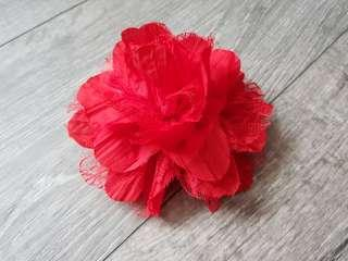 🚚 Wedding / Costume Flower Hair Clip or Pin