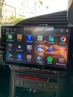 4k Car Player , super crisp screen
