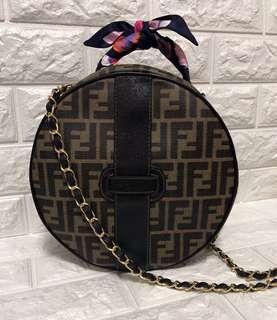 💯真品 ♥️ Fendi Vintage Monogram Bag