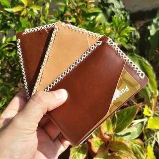 Dompet Kulit Asli Minimalist Wallet KASUARI II from BHINNEKA