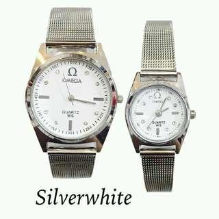 Omega watch couple