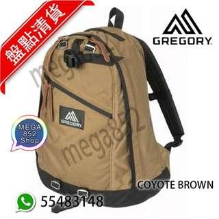 🎊 GREGORY Day pack 26L背囊 淨色系列🎊 #COYOTE BROWN