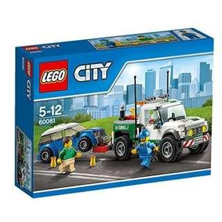 LEGO City Pickup Tow Truck (60081) by LEGO