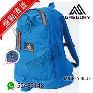 🎊 GREGORY Day pack 26L背囊 淨色系列🎊 #MIGHTY BLUE