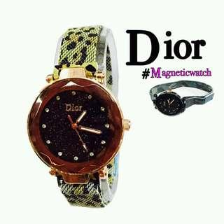 Dior Magnetic watch