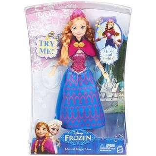 Frozen Disney Musical Magic Anna @ 40% off