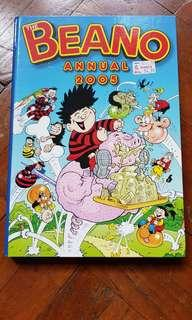 Beano Annual 2005 Comic Book