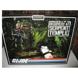 "Sideshow 12"" Serpent Temple Env LE500 @ 25% off"