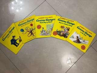Curious George Children Books