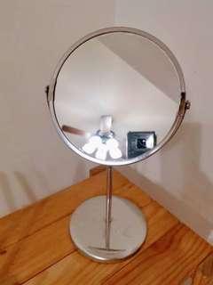 🚚 ikea 兩面化妝鏡 桌鏡