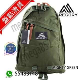 🎊 GREGORY Day pack 26L背囊 淨色系列🎊 MIGHTY GREEN